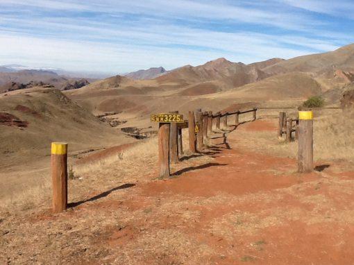 Ruta escénica Salta, Argentina