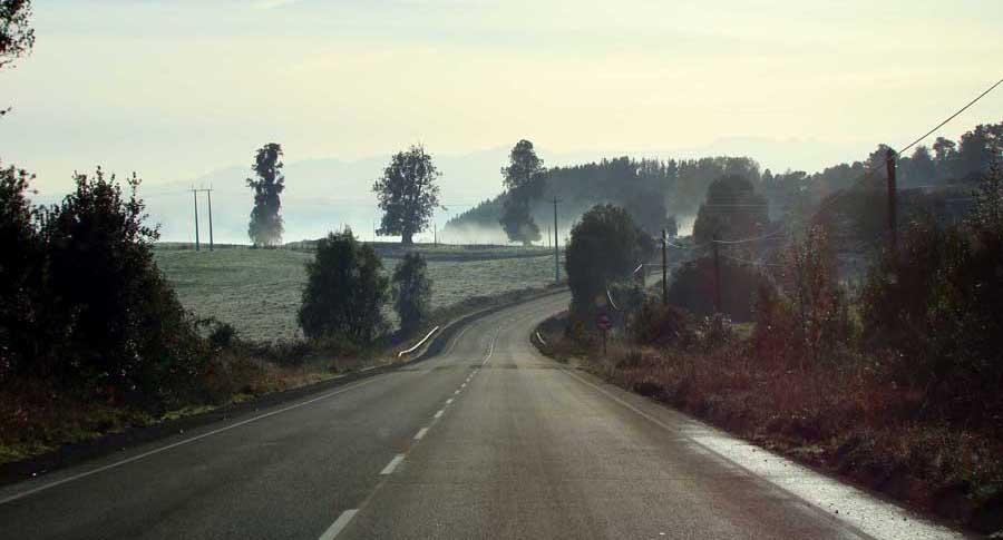 Rutas escénicas