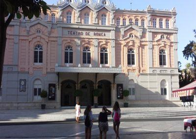 Desarrollo Turistico Municipio Murcia 2017-2020