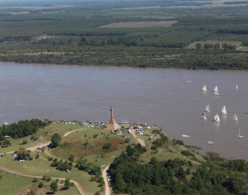 Turismo corredor rio Uruguay