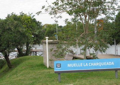 Proyecto hidrovia Uruguay-Brasil