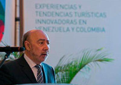 """Participación en el foro: """"Turismo sostenible en América Latina"""""""