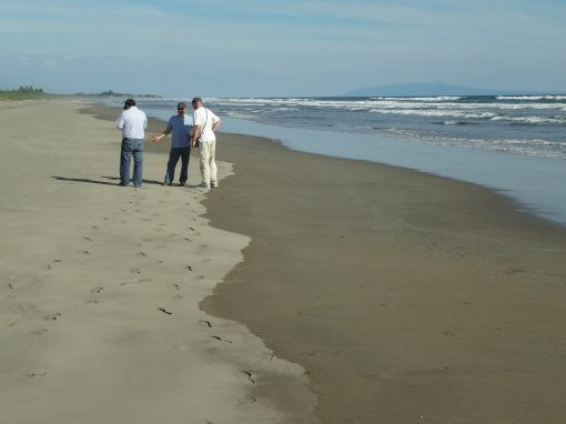 Desarrollo turístico en la Playa Icacal