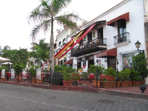Programa al fomento al turismo en la ciudad colonial de Santo Domingo