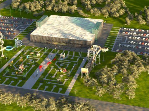Plan pre-inversión parque recreativo Uruguay